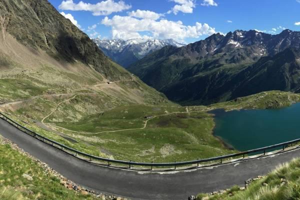 1. Gavia Pass, Italy