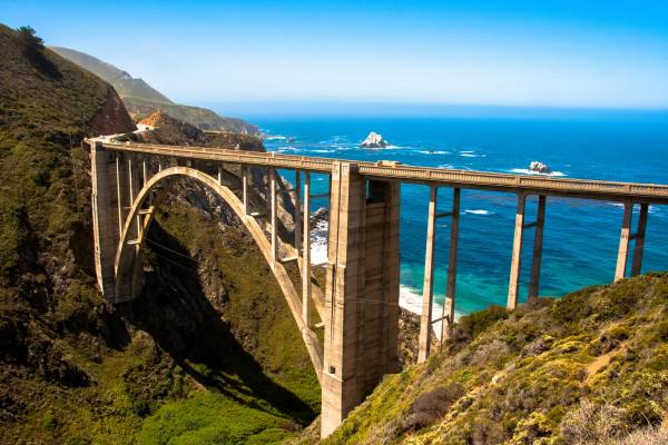 13. Pacific Coast Highway, USA