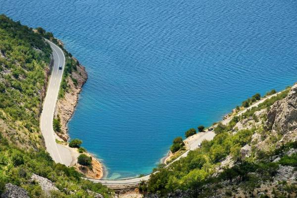2. D8 Coast Road, Croatia