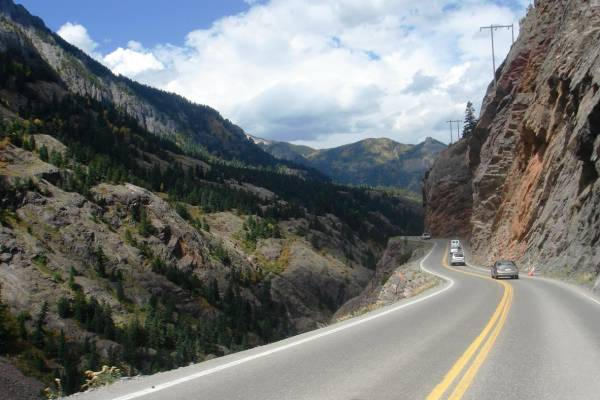 8. Million Dollar Highway, USA