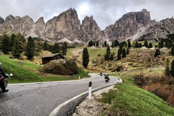 5. Tips for riding in Europe