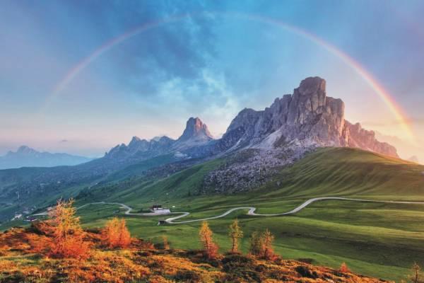Tour1 Dolomites